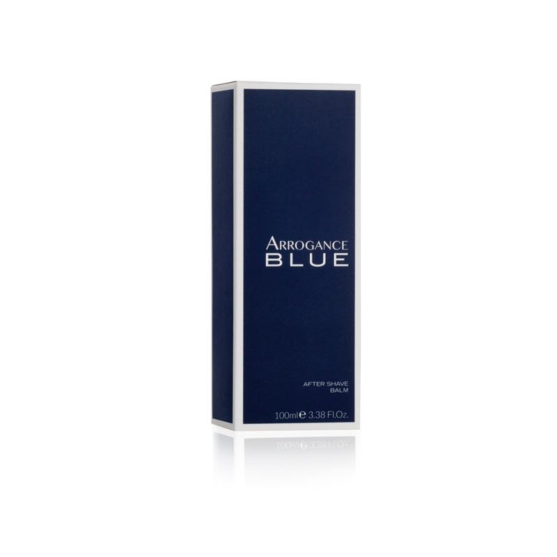 Arrogance Blue balsamo After shave