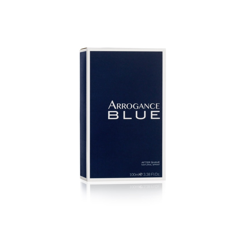 Arrogance Blue After shave balsam 100 ml