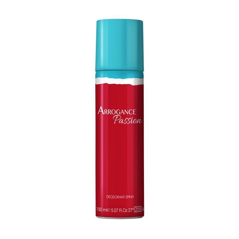 Arrogance Passion Deodorante
