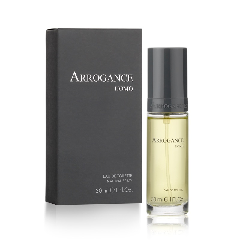 Arrogance uomo eau de toilette 30 ml