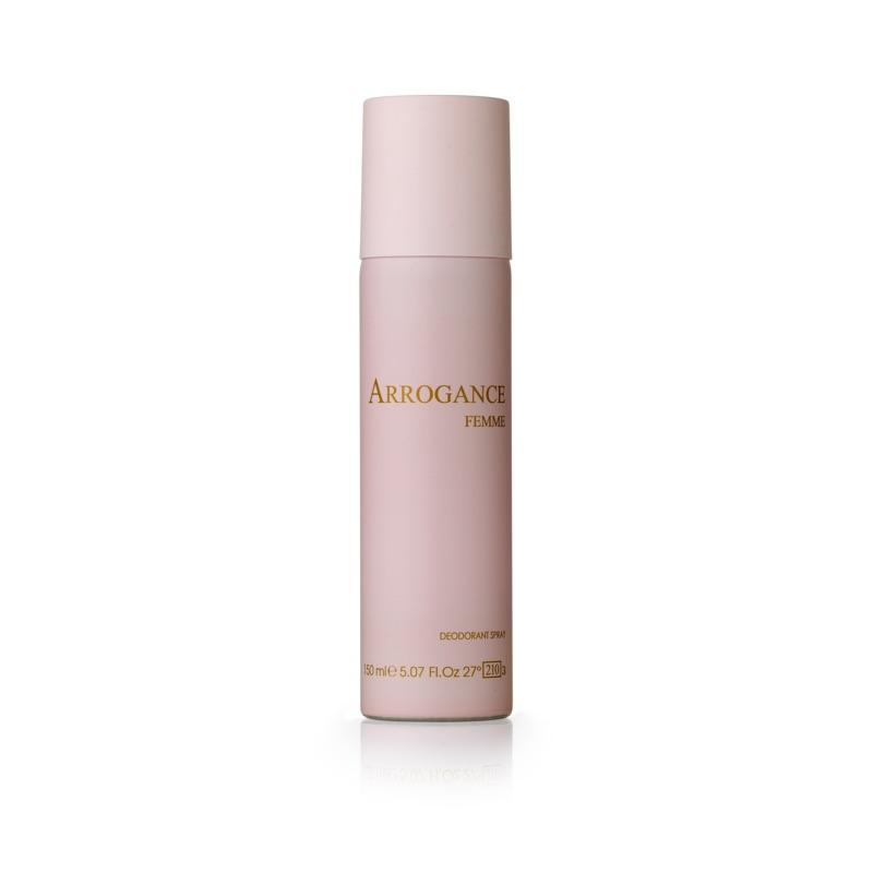 Arrogance Femme deodorante