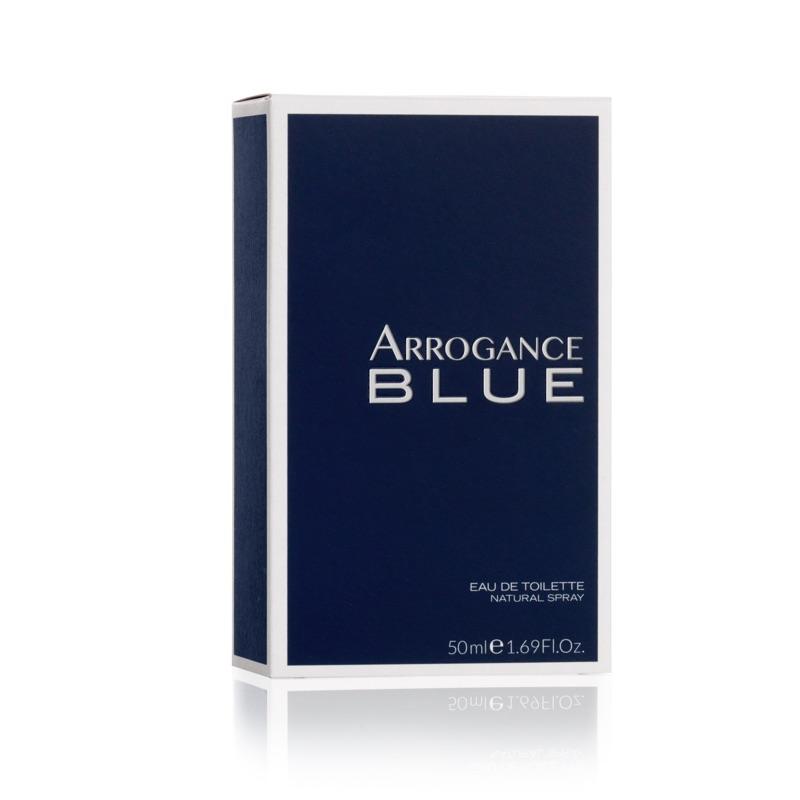 Arrogance Blue Eau de toilette 50 ml