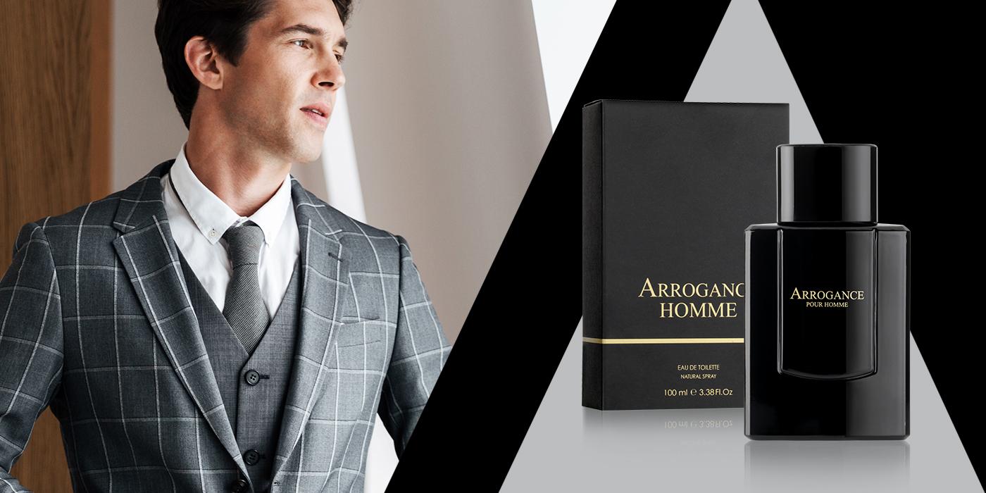 Arrogance Homme - Profumo Uomo