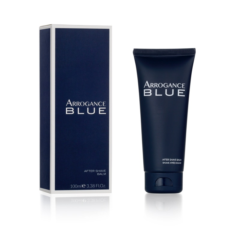 Arrogance Blue balsamo dopo barba