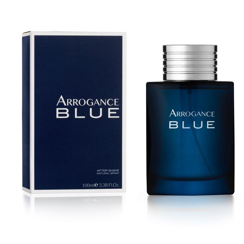 Arrogance Blue dopo barba spray