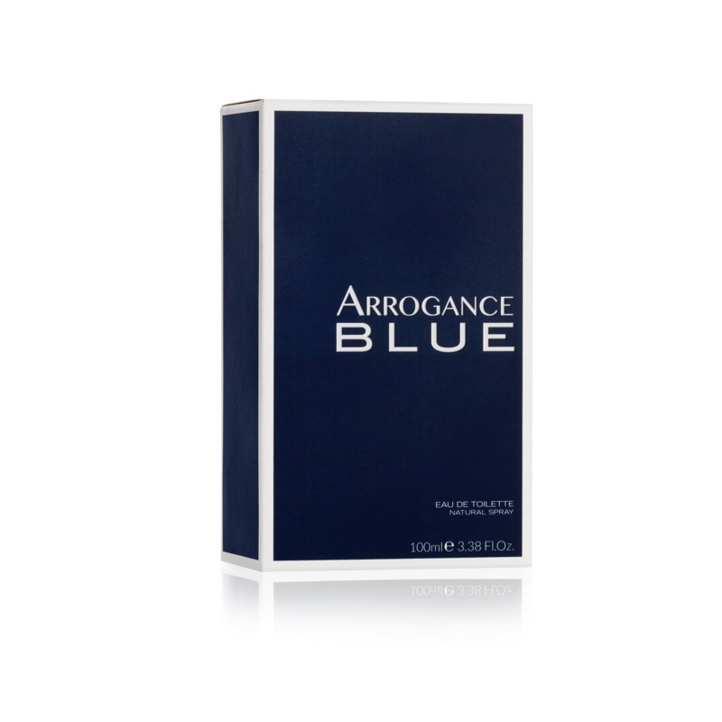 Arrogance Blue eau de toilette 100 ml