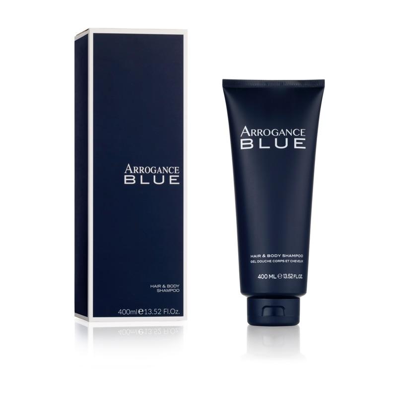 Arrogance Blue gel doccia 400 ml