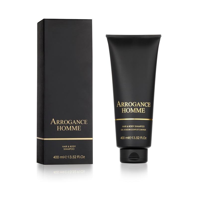 Arrogance Homme gel doccia 400 ml