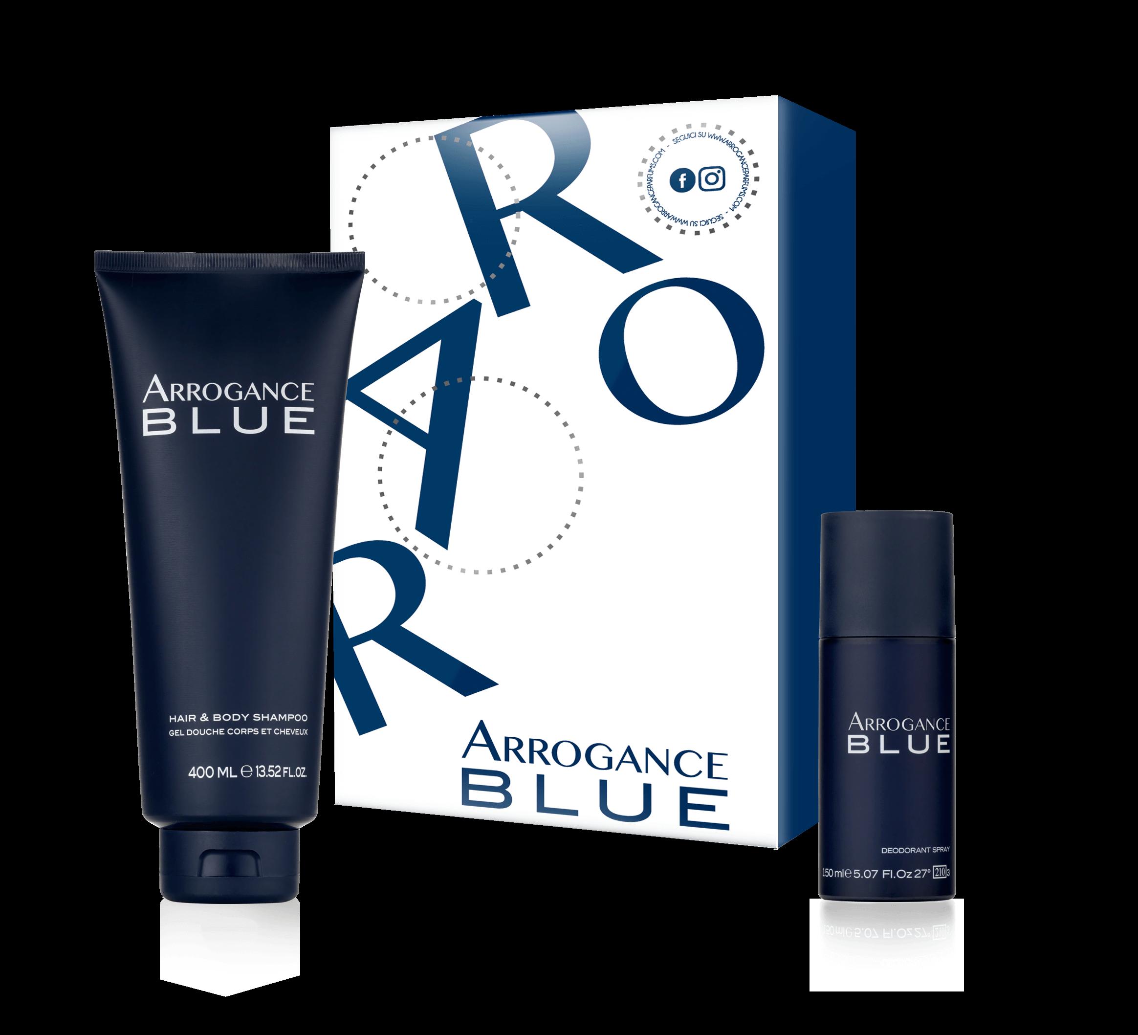 Arrogance Blue_6+prodotti